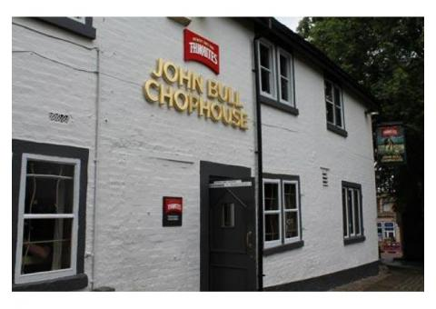 John Bull Chophouse Pub