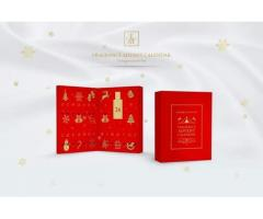 Fragrance advent calendar