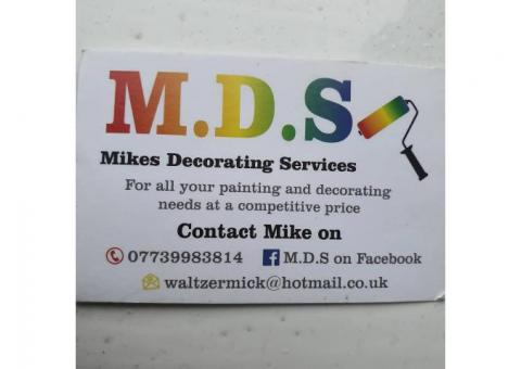 Decorating very competitive price