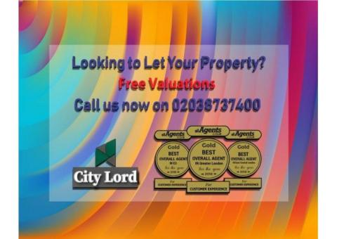 nstant Property Valuation & Guaranteed Rent for Landlord and professional Client Only