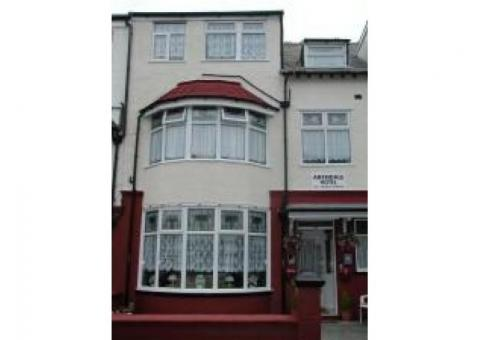Arendale Blackpool Guest House